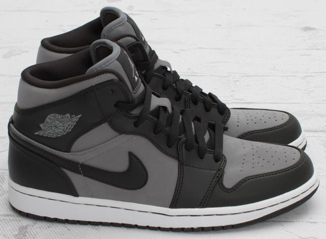 5b28e77ebc0 Air Jordan retro 1 black and Grey <3 | Shoes | Sneakers nike, Shoes ...