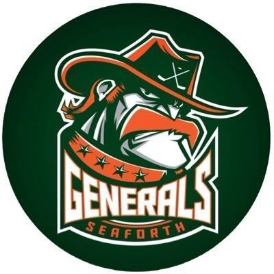 Seaforth Generals (Seaforth, Ontario) Div: West, Seaforth & District Community Centre #SeaforthGenerals #Seaforth #CPJHL #Ontario (L13194)