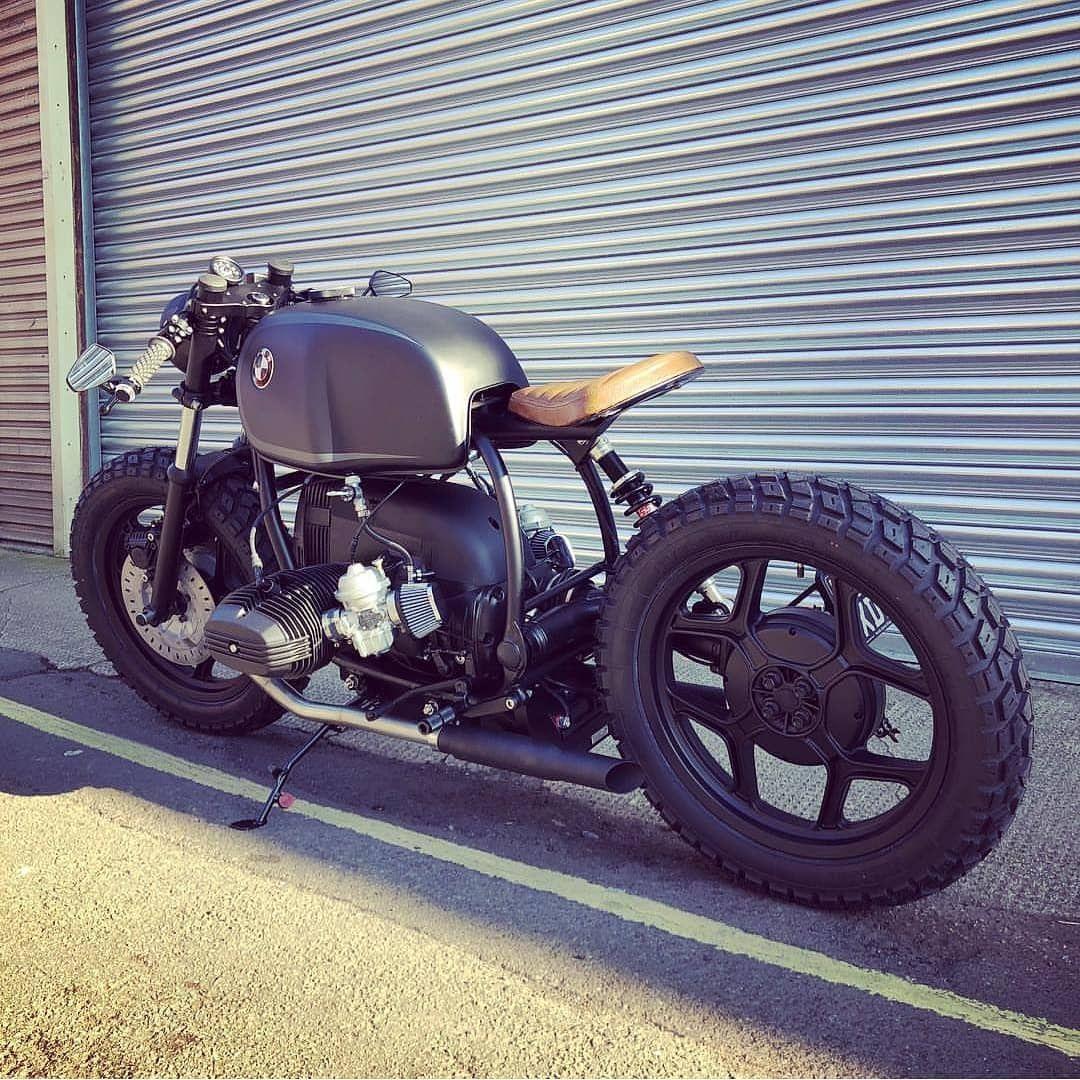 Best Cafe Racer Motorcycles On Instagram Dark Bmw R80 Kevils1 Bmw Scrambler Cafe Racer Motorcycle Cafe Racer