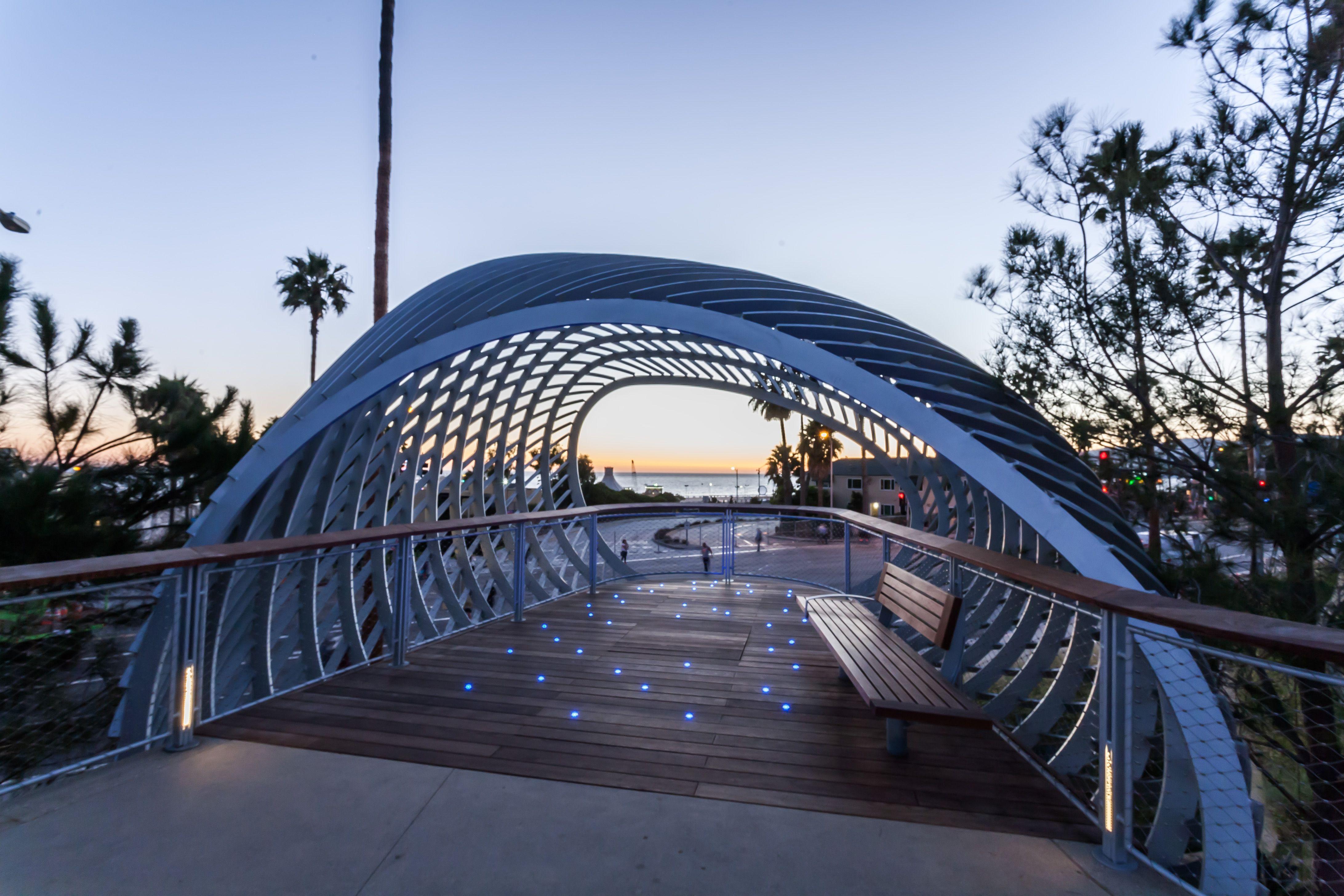 Tongva Park Palisades Garden Walk And Genser Square Santa Monica Ca Architect James Corner Field Operations
