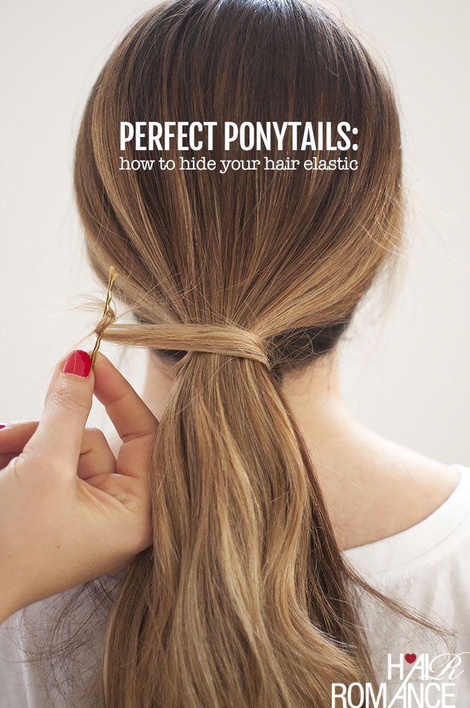 15 Brilliant Bobby Pin Hair Hacks | Stay at Home Mum | HairDO ...