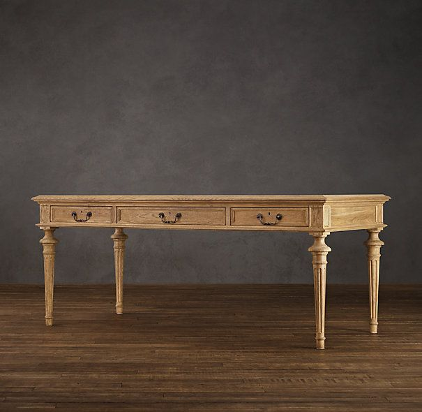 Restoration Hardware French Partner S Desk