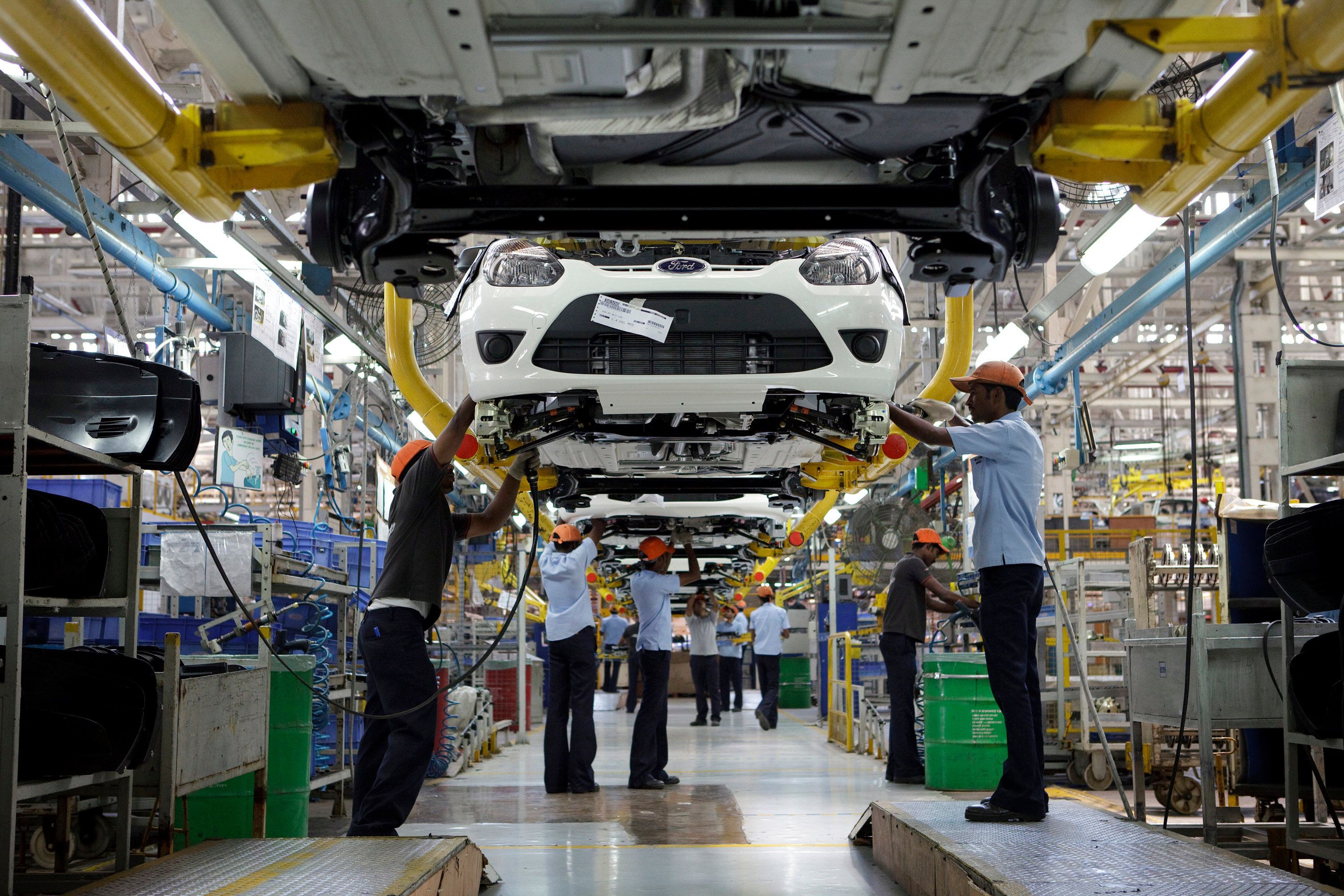 Ford To Sell 51 Interest In India Operations To Mahindra Things