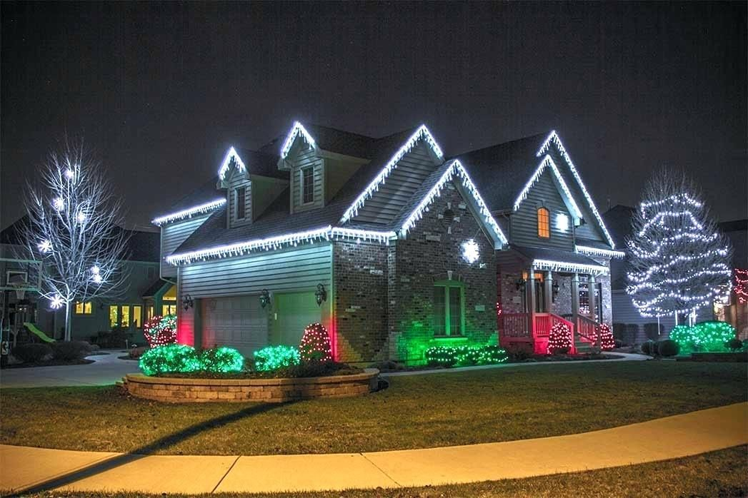 Tree Lighting Ideas Exterior Lights