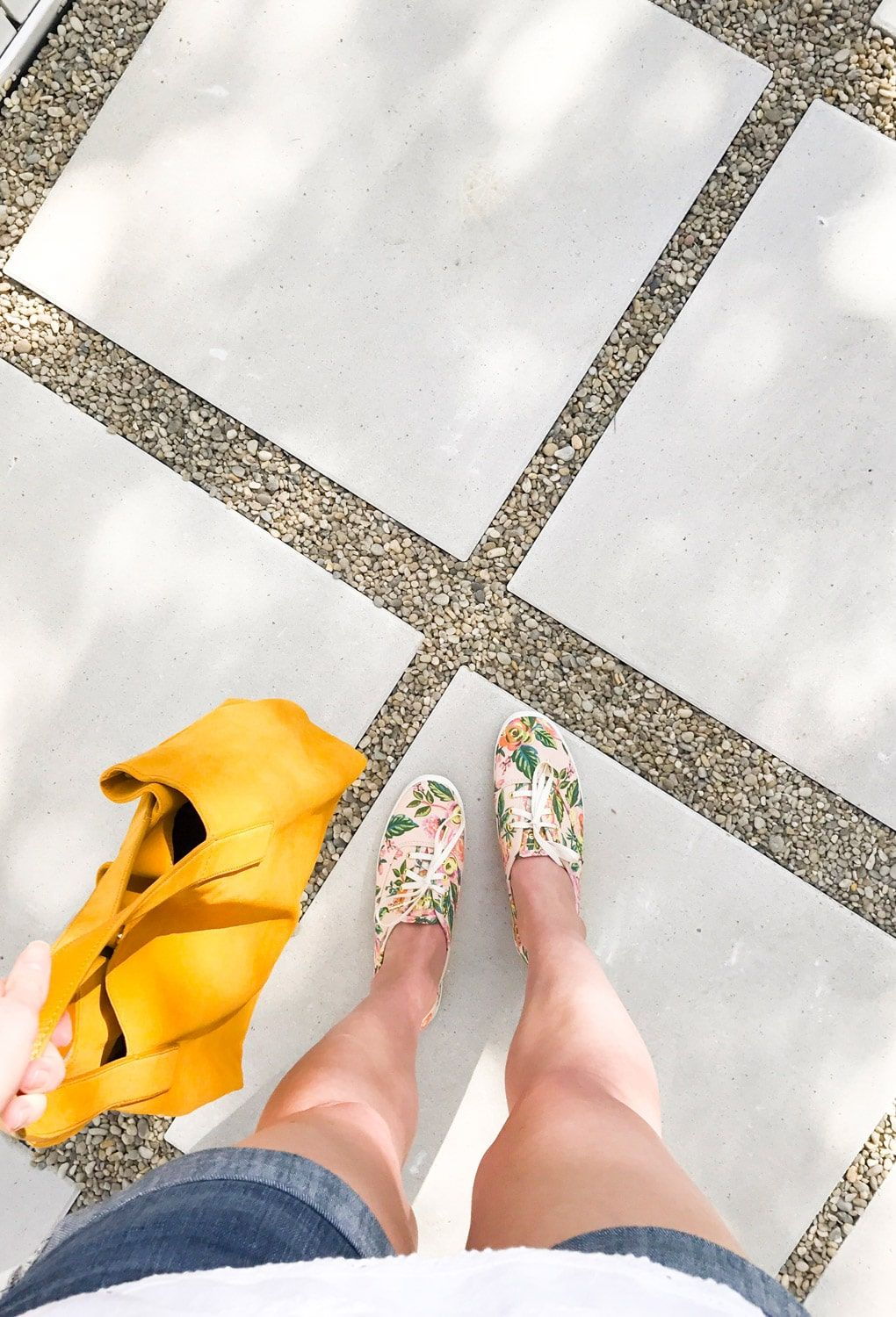 Building the Paver Patio | Ashley Brooke Designs