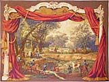 Walk with Napoleon II Mille Fleurs Tapestries Belgium.