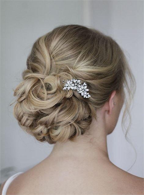 Beauty Hair Make Up Beautiful Brides Makeup 57 From