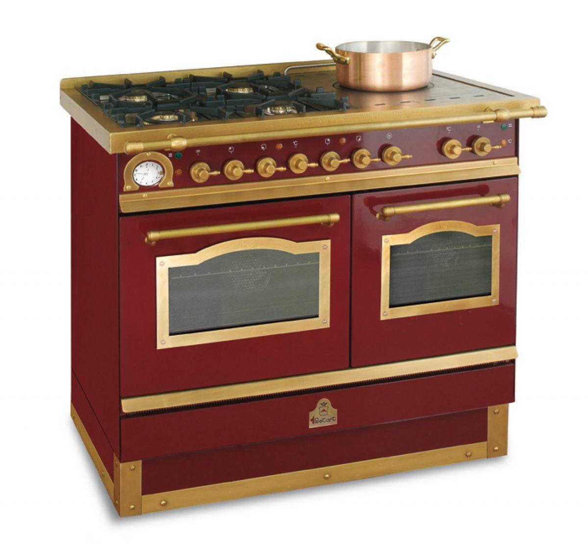 Cucine A Gas Stile Country Prezzi.Range Elg346 Dual Fuel Restart Firenze Stufa A Gas Elettrodomestici Da Cucina Cucine