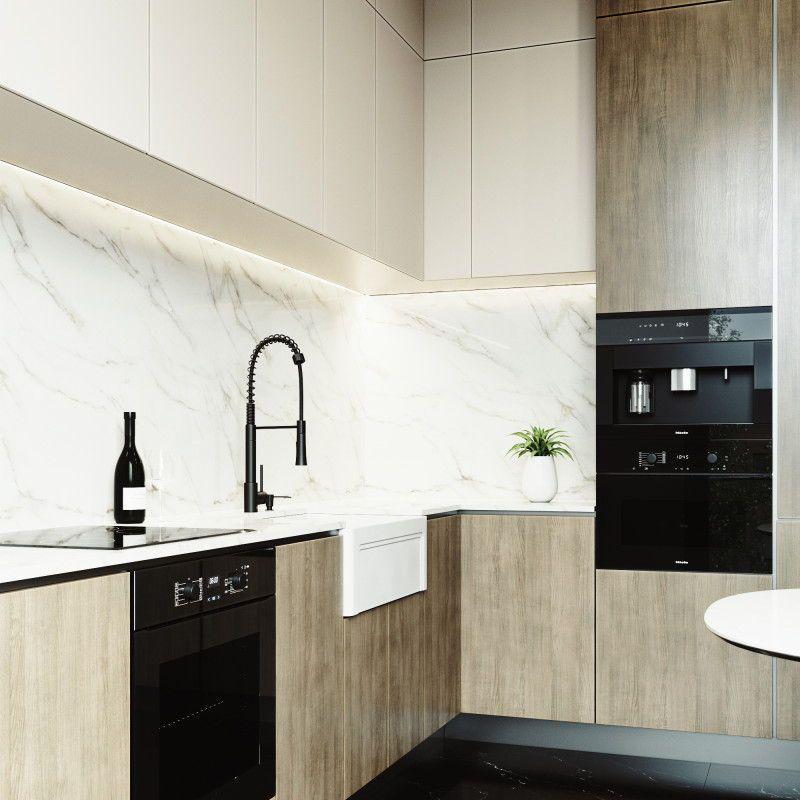 Complete Your Modern Kitchen Vigo Matte Stone Farmhouse Kitchen Sink Choose Your S Affordable Kitchen Remodeling Kitchen Remodel Layout Simple Kitchen Remodel
