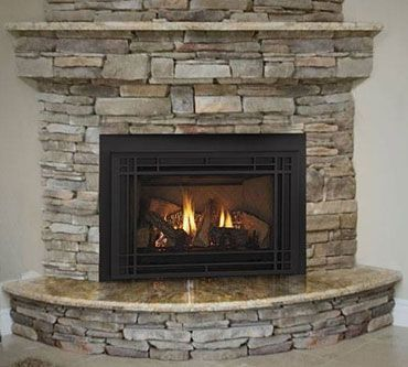pin by tonda lawson on fireplaces in 2019 chimeneas de piedra rh pinterest es