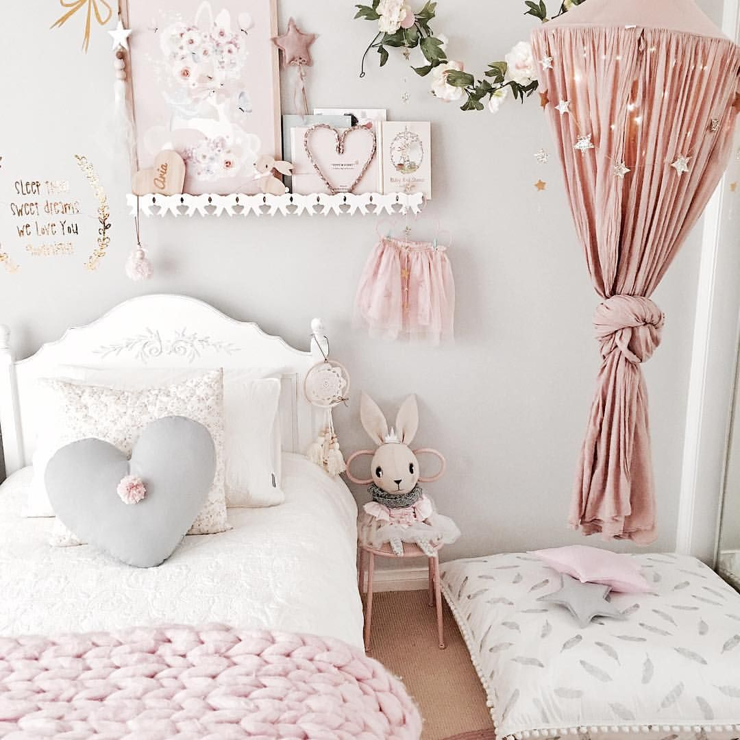 inspiration from instagram pastel girls room idea tent pink and rh pinterest com au