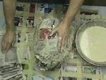 How to Make Paper Mache Boulders and Rocks