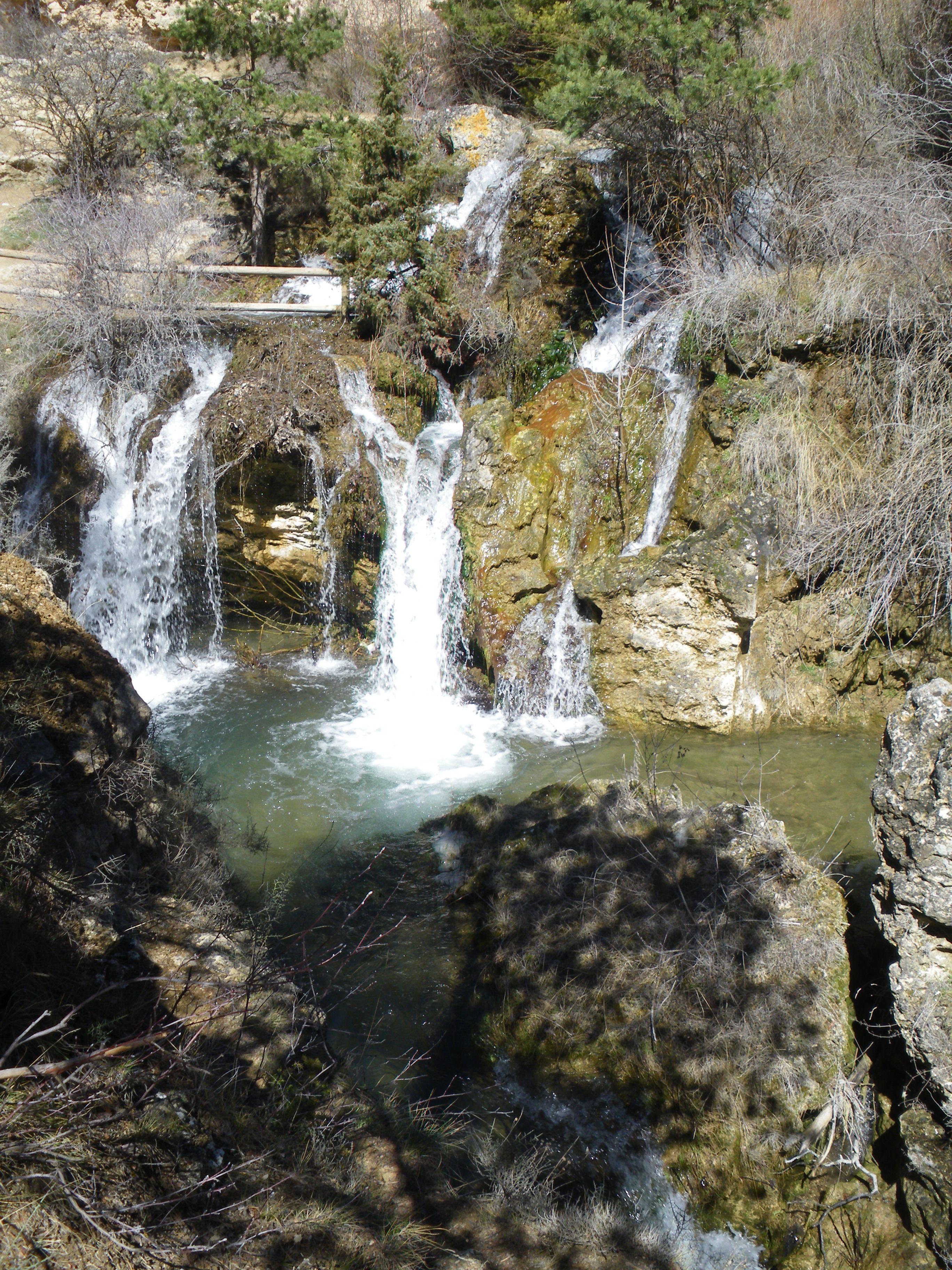 Cascada Calomarde