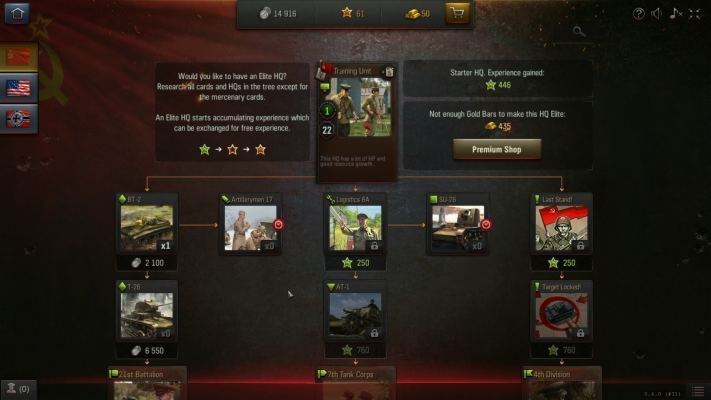 World of Tanks Generals is a Free to play , MMO Collectible Card