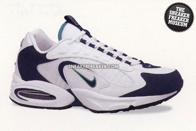 3ba70b783f3 1996 Air Max Triax (had these back in  96)
