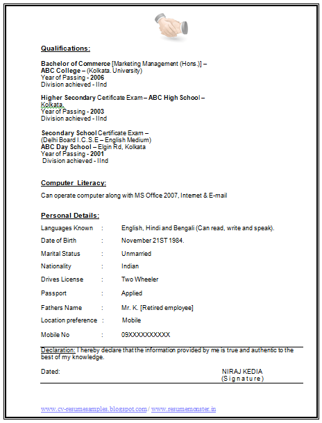 i have more than 5 years of experience resume  page 2  in