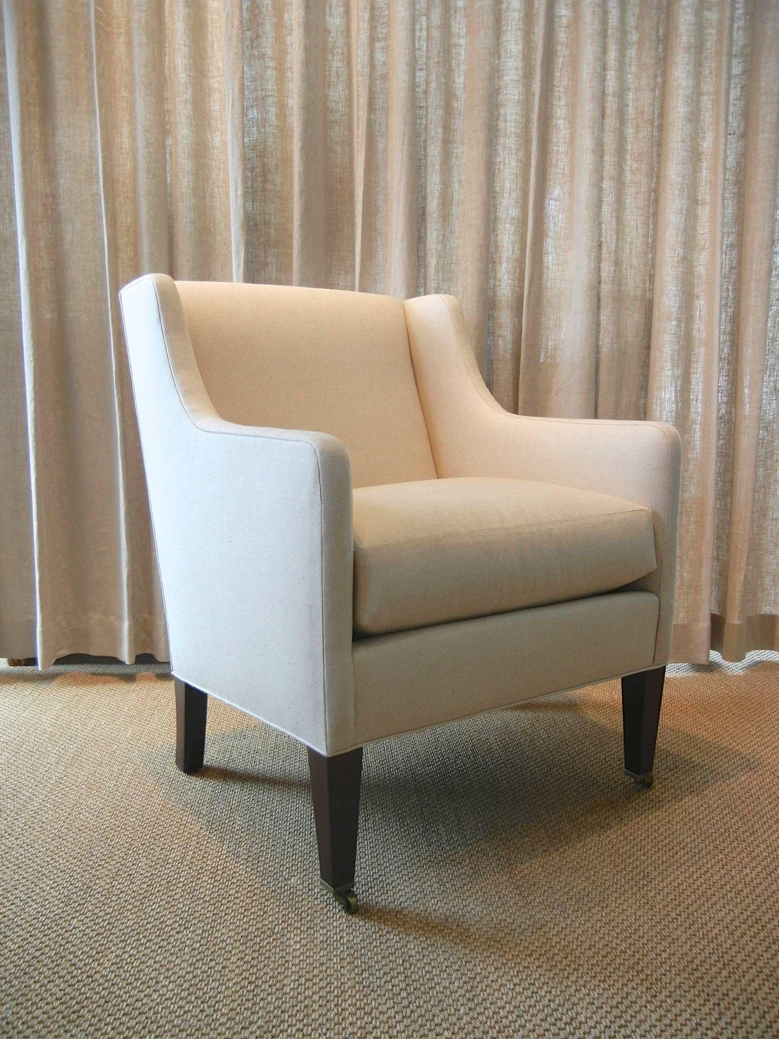 JAB Chair   Noah J. Fine Upholstery Designed By Chris Holt X X