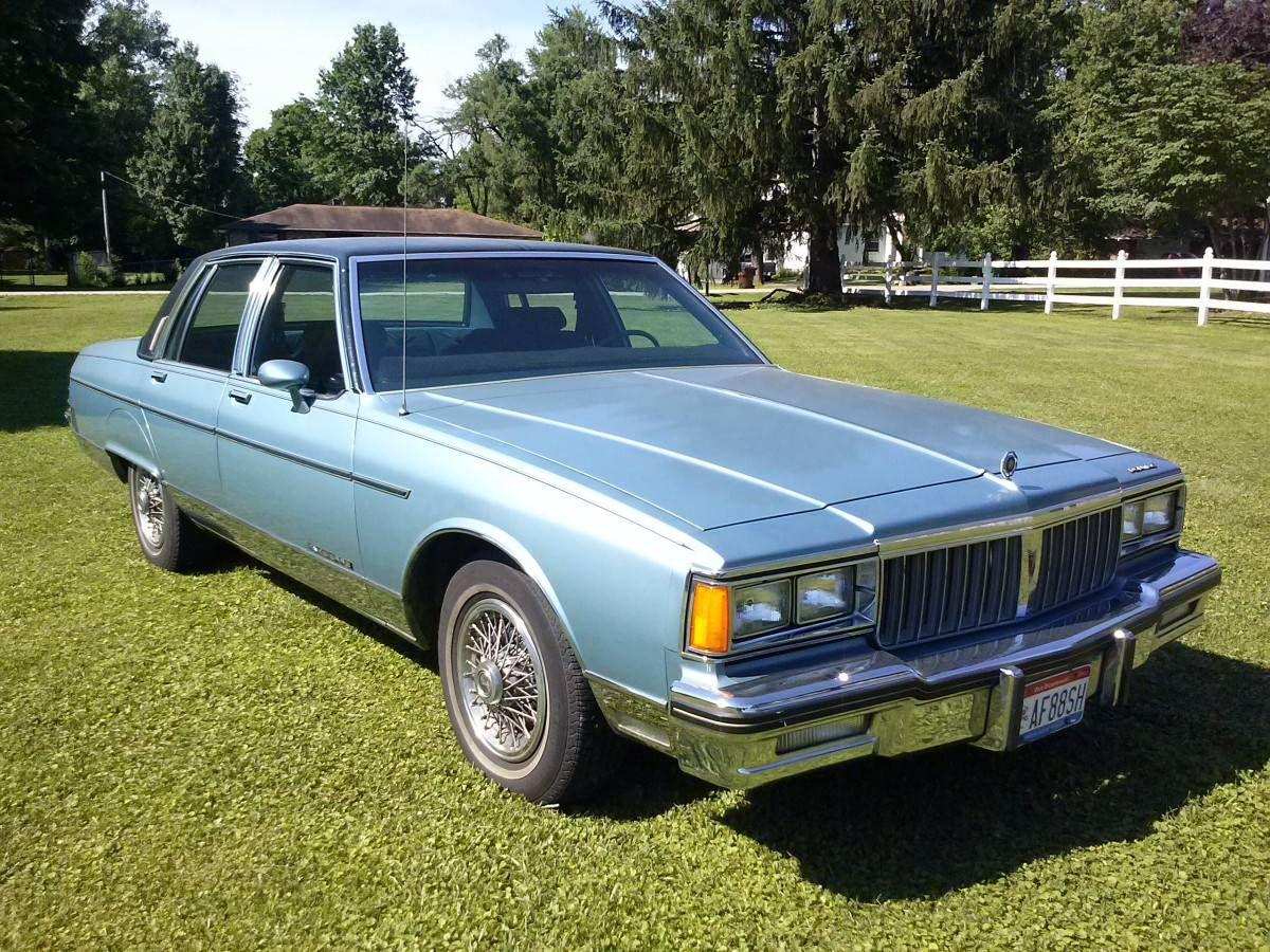 1985 Pontiac Parisienne for Sale | 1980 - 1989 vehicles | Pinterest ...