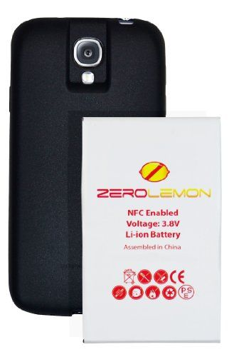 43 Off Was 69 99 Now Is 39 99 180 Days Warranty Zerolemon Samsung Galaxy S4 7500mah Extended Battery Free Blac Zerolemon Samsung Galaxy S4 Mini Tablet