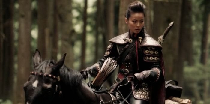 Once Upon A Time Mulan Esta De Volta Para A 5ª Temporada Once