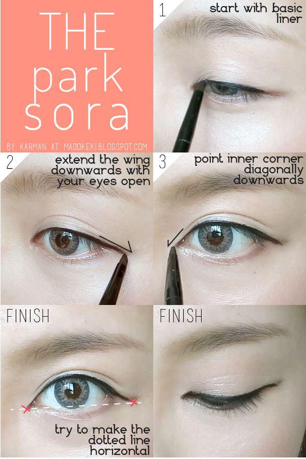 10 Ways To Wear Eyeliner For Everyday Looks Madokeki Beauty