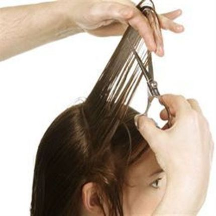 A Cut Above New Cutting Techniques Tricks And Tips Cosmetology