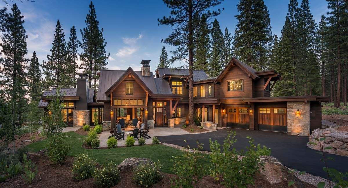 Martis camp lake tahoe luxury homes for sale for Luxury lake house