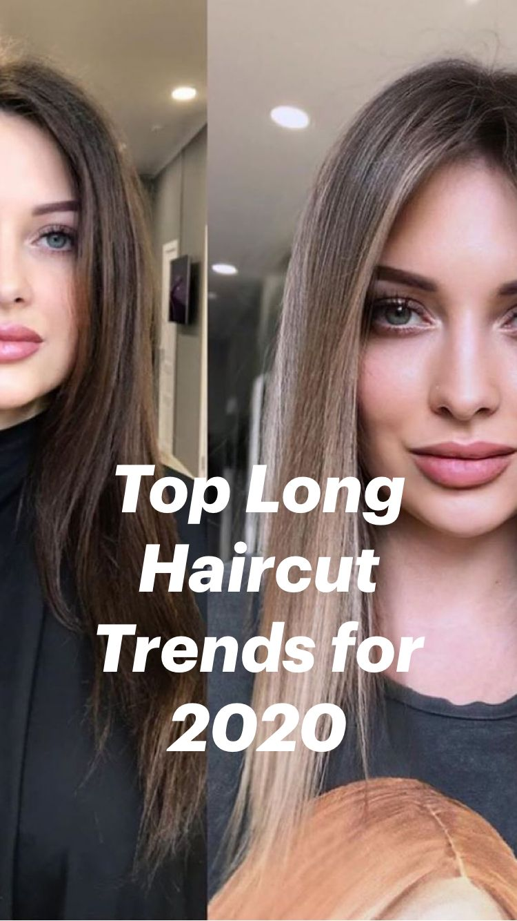 Top Long Haircut Trends for 2020