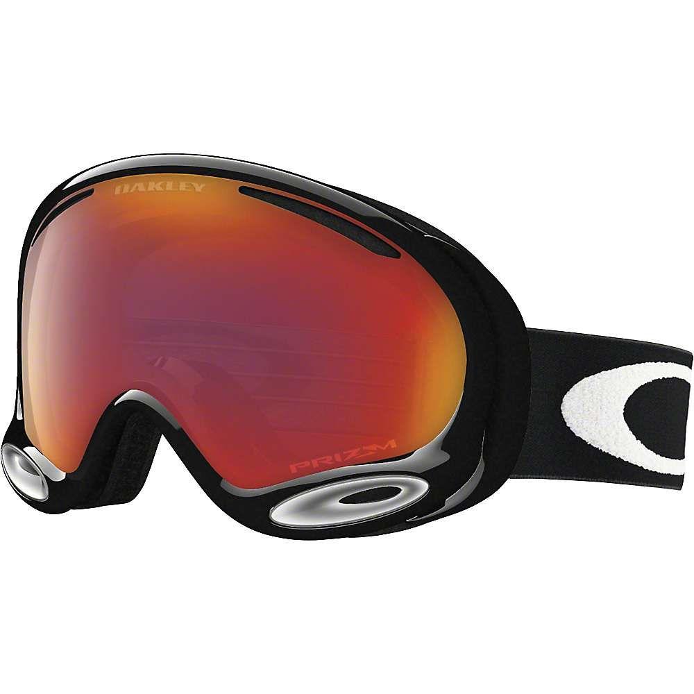 946fd6457fb Gafas de esquí Oakley A-Frame 704449 Jet Black