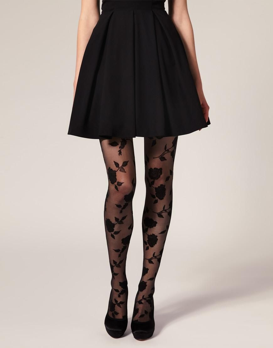 edd9316b Pretty Quirky Pants | Pretty Cute Tights: ASOS | Stockings, socks ...