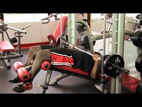Decline Smith Machine Bench Press Bench Press Smith Machine At Home Gym