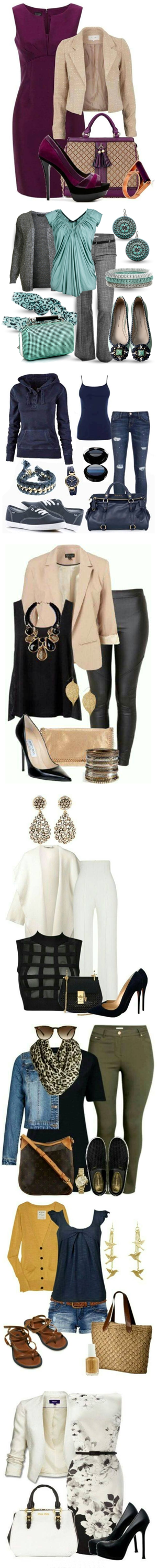 Super Styles Fashion, Style, Polyvore image