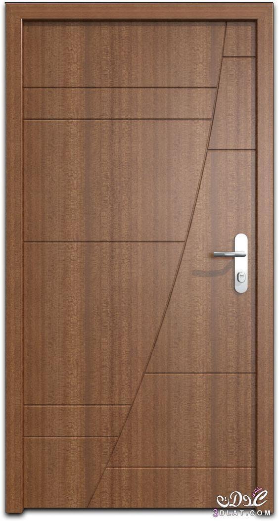 ابواب بيتك ابواب داخلية مودرن 2018 3dlat Net 09 17 418d Wood Doors Interior Wooden Doors Interior Flush Door Design