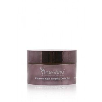 Resveratrol Cabernet High Potency Cream Vine Vera Resveratrol Cabernet Moisturizer