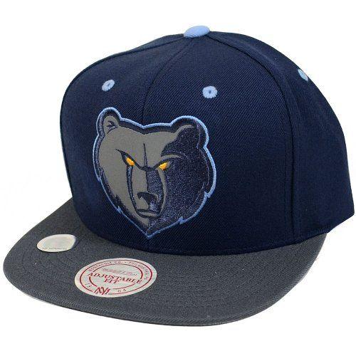 e27a485e Memphis Grizzlies hats | Memphis Grizzlies Mitchell & Ness XL Logo  Reflective Snapback Hat at .