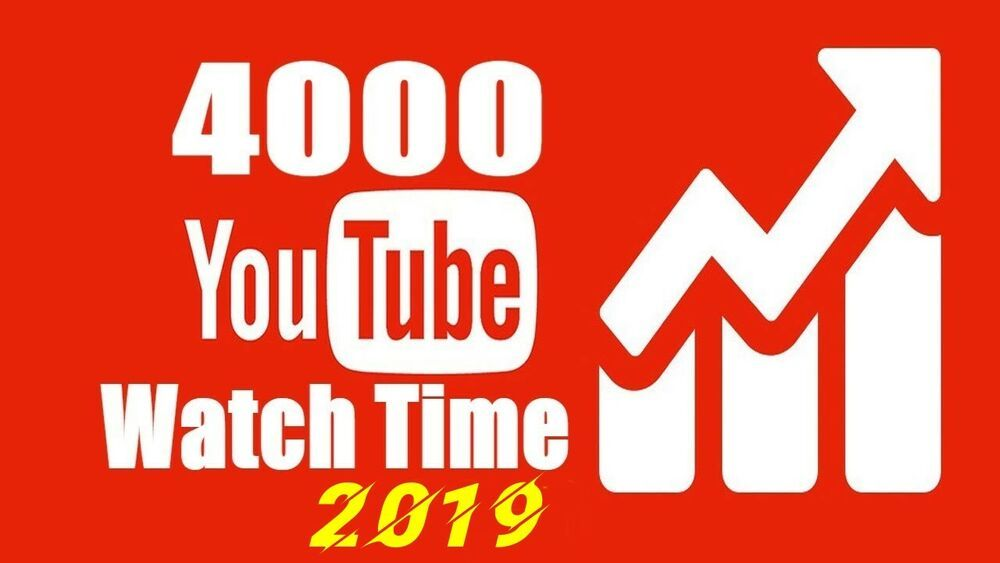 Get +4000 Hours Watch Time On YouTube in 3 day | Stuff to Buy | You