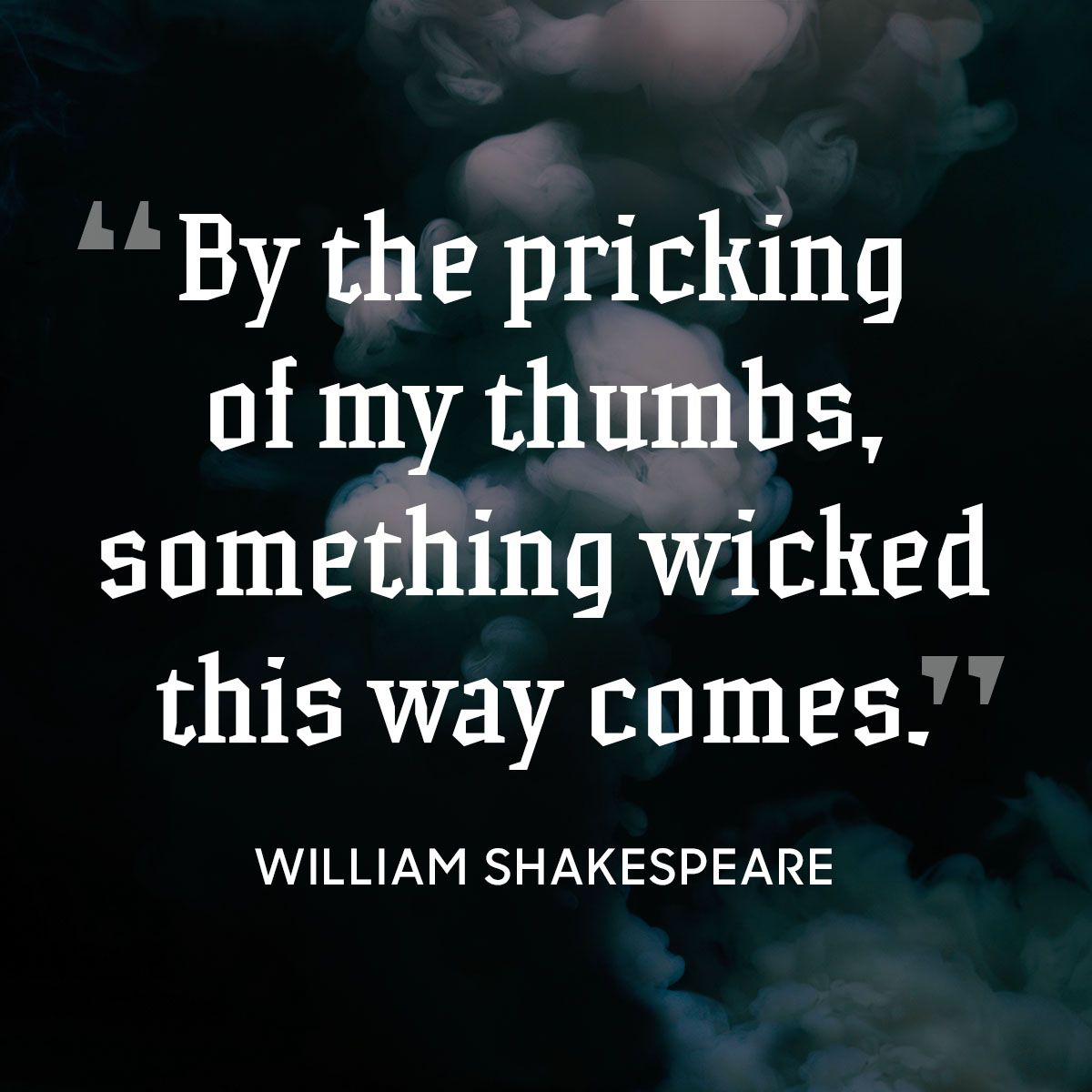 Get in the Halloween Spirit With These Scary Quotes From Edgar Allan Poe, Stephen King and More
