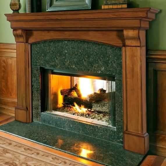 pearl mantels blue ridge arched fireplace surround gather u0027round the hearth in high style with the pearl mantels blue ridge arched fireplace mantel