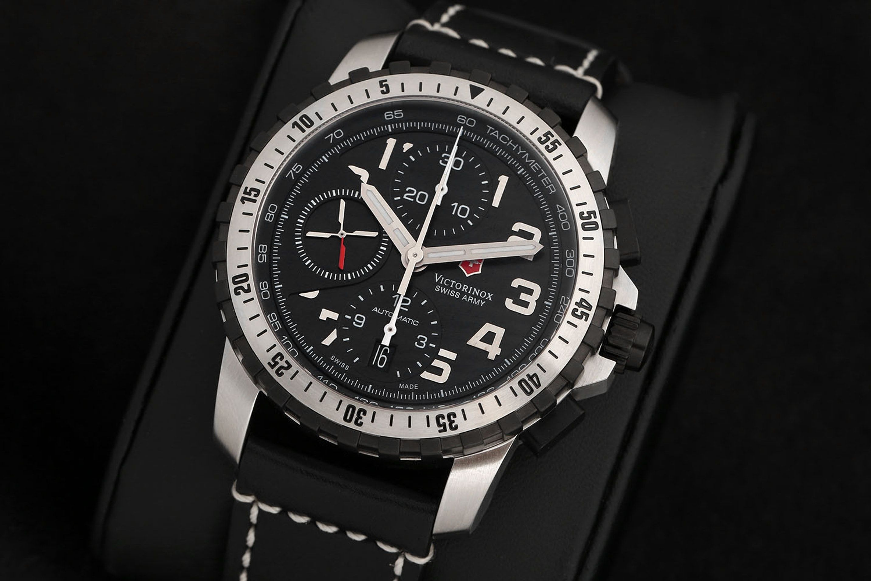 to watches watch black enlarge productdetail click compass back chrono fly timex iq strap leather