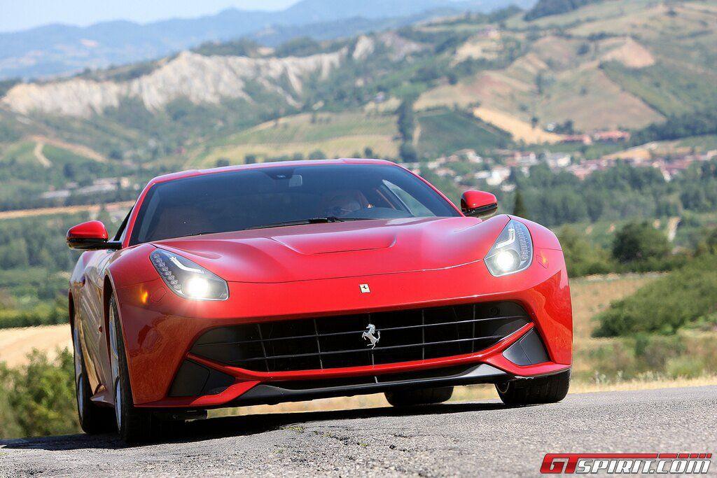 Ferrari #F12 #Berlinetta
