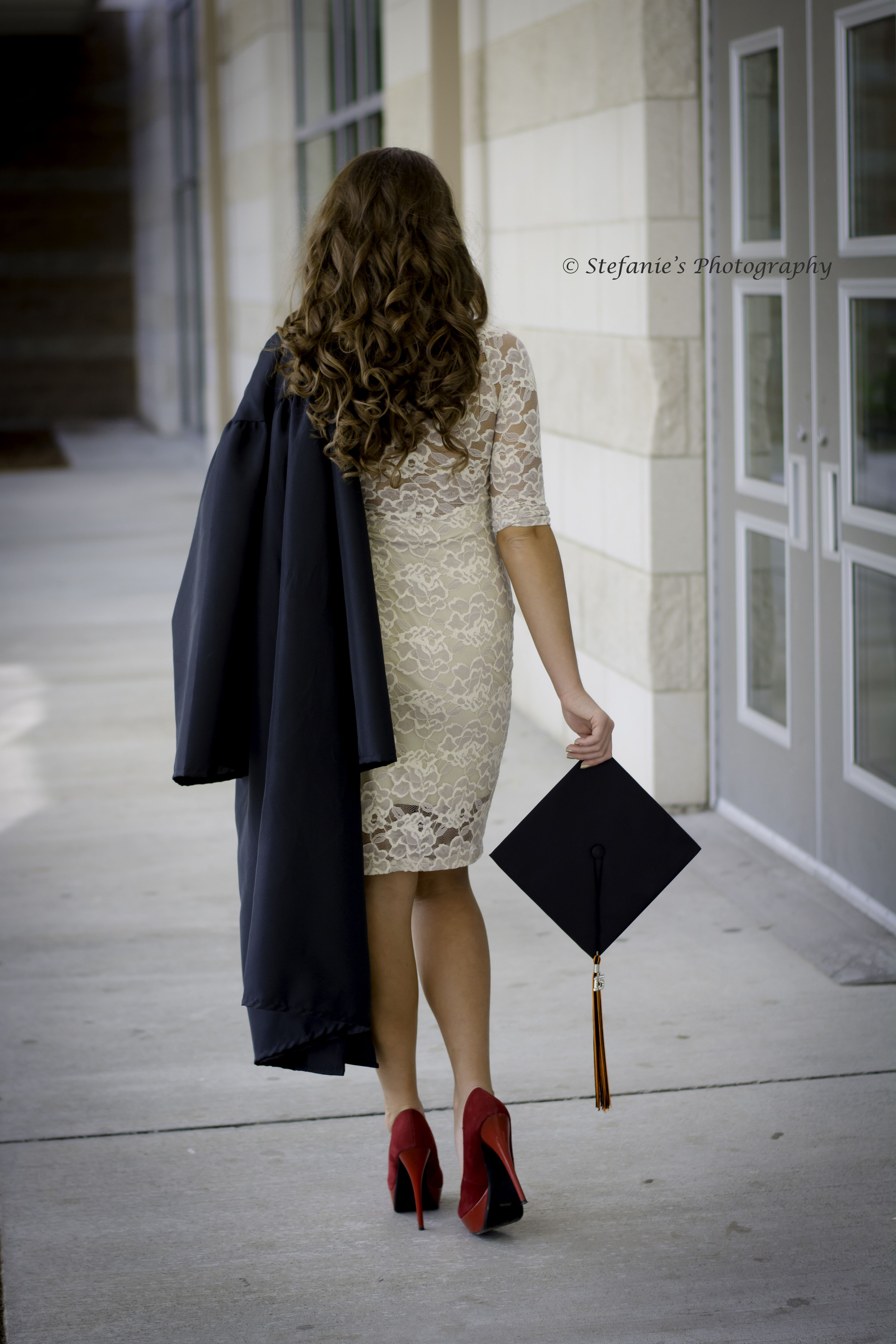 High School Graduation. Cap and Gown session. https://www.facebook ...