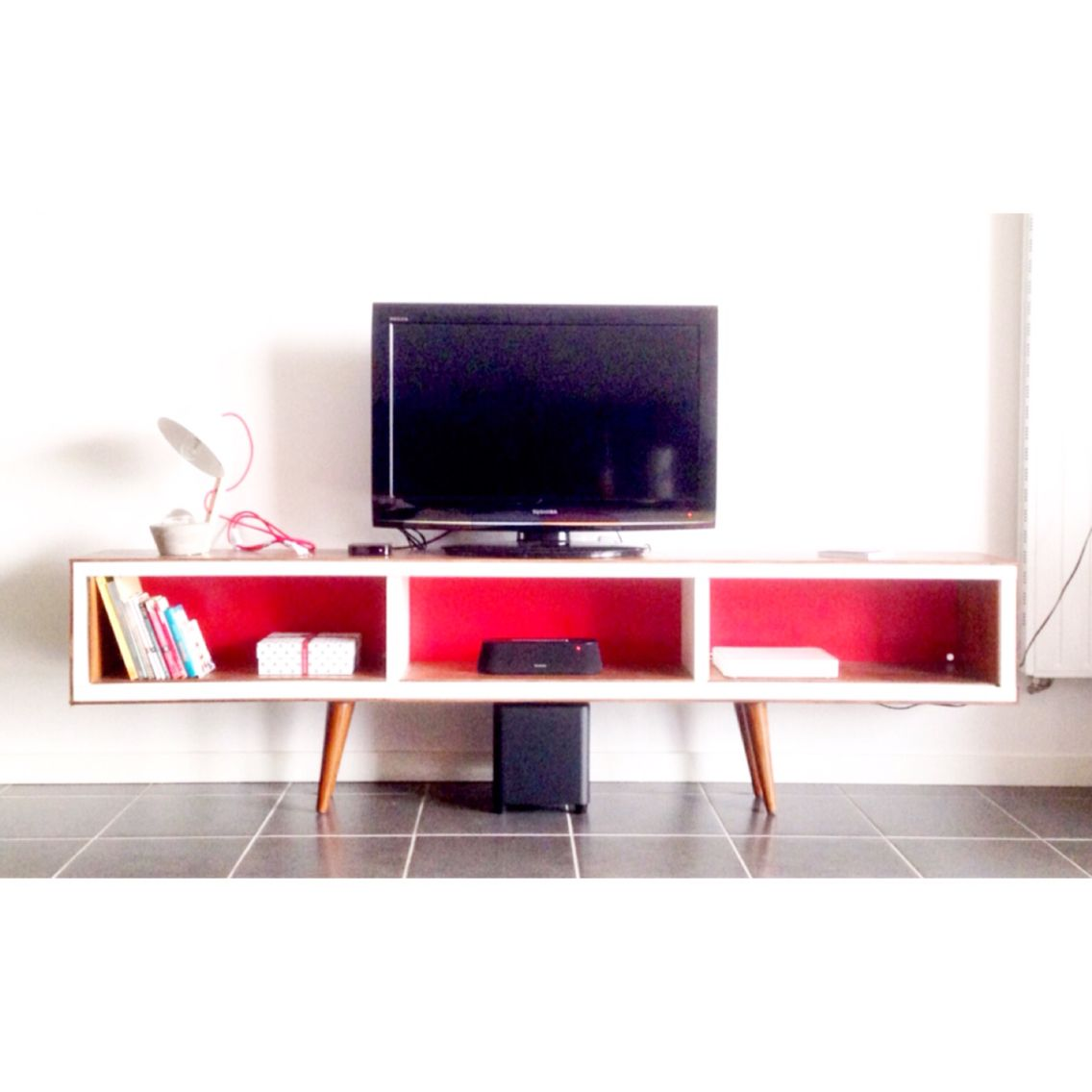Diy ikea hack midcentury style furniture tapered legs