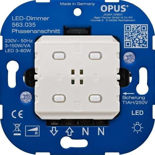 Opus Bridge Tast Dimmer In 2020 Led Led Lampe Opus