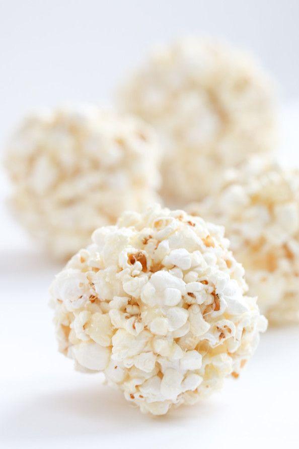 Classic Popcorn Balls #popcornballs