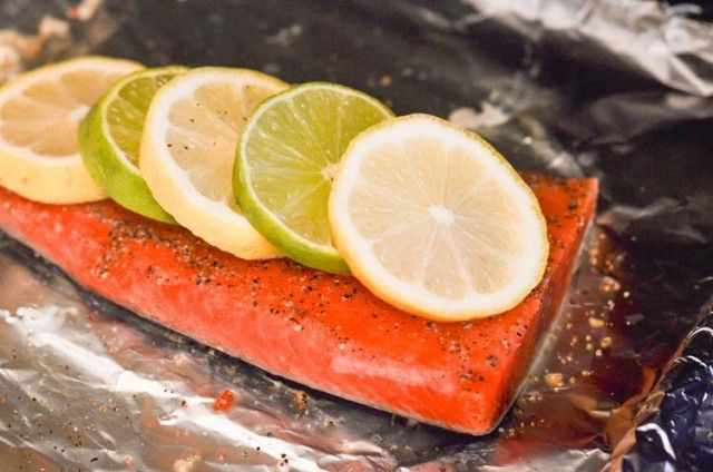 how to cook wild alaskan salmon in the oven