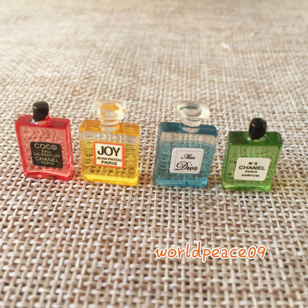 Details About Dollhouse Brand Perfume Set Miniature Decoration