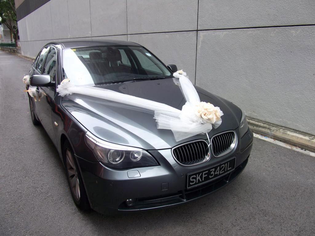Design of bridal car - Wedding Cars