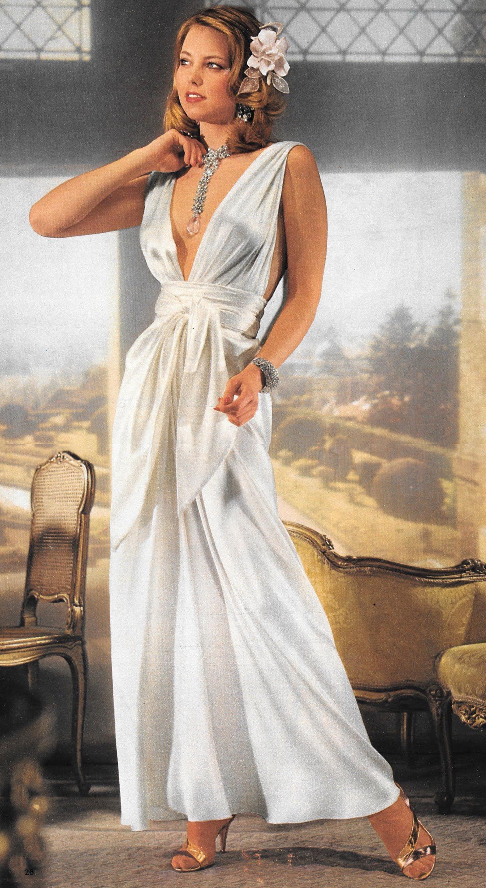 Yves Saint Laurent Haute Couture -Spring 1980 (Vintage YSL)