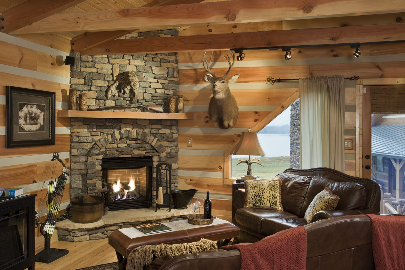 Honest Abe Log Homes Has Manufactured Thousands Of Log Homes Since We Are  One Of The Countries Largest Custom Log Home Designers And Builders.