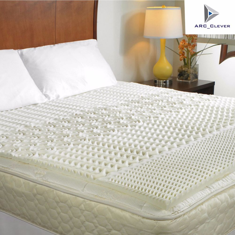 Bests Mattress Toppers Sale Memory Foam All Sizes Ultimate Comfort